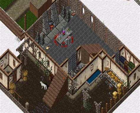 House Design Ultima Online | uo stratics house designs