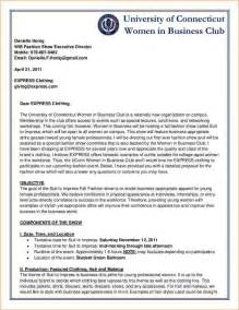 example business proposal business proposal templated