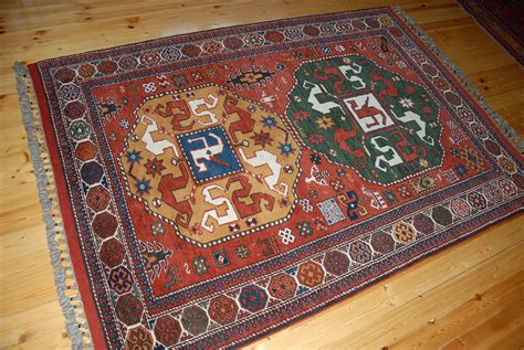 azerbaijan rugs karabagh cloudband motif rug antique rugs of the future project
