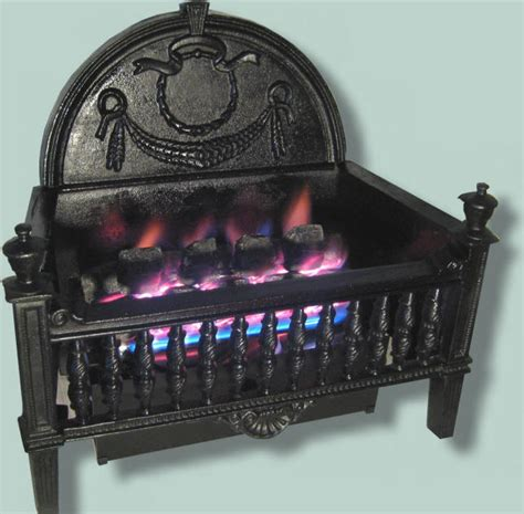 fireplace coal basket the ornate chillbuster vent free coal basket by rasmussen