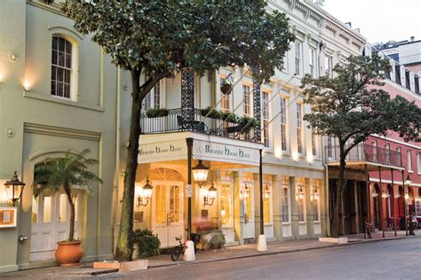 bienville house new orleans bienville house french quarter new orleans hotels southern living