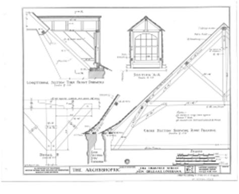 dormer section section through dormer window 28 images c 2 019 068