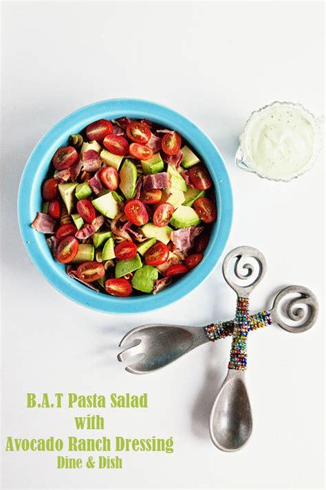 delicious pasta salad with avocado dressing maya kitchenette california avocado cinco de mayo recipe fiesta link up and