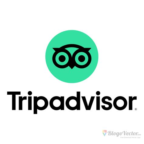 tripadvisor logo vector cdr blogovector