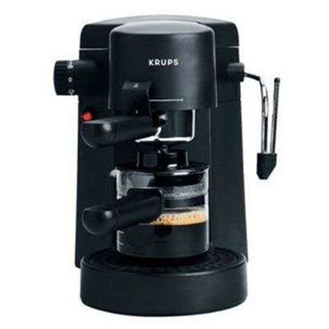 Krups Bravo Plus Espresso Machine 872 42 Reviews ? Viewpoints.com