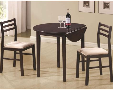 coaster dining room set coaster casual dining set dinettes co 130005set