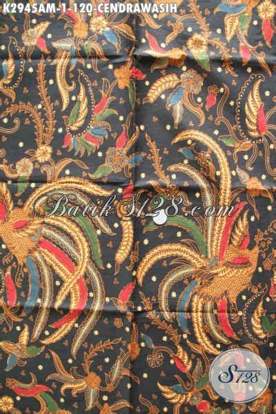 Jarik Batik Murah tenpat beli kain batik murah di jual batik jarik motif cendrawasih proses kombinasi