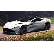 Aston Martin DB11 Arrives Next Year  EXtravaganzi
