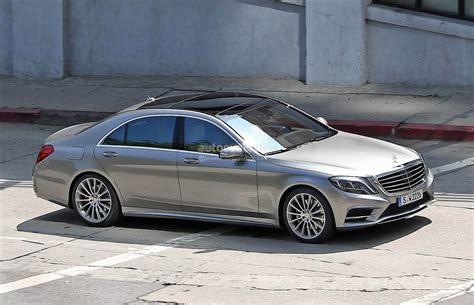 New 2014 Mercedes by Viitorul Mercedes S Class 2014