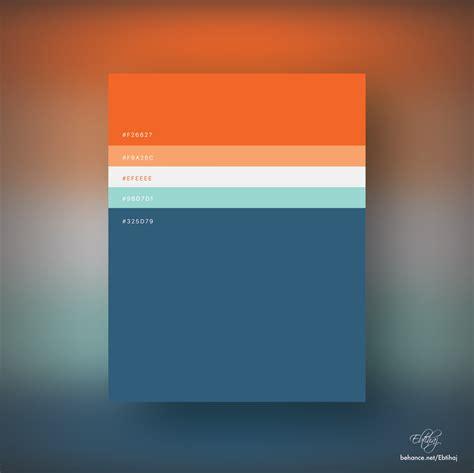 flat color palette 8 beautiful flat color palettes for your next design project