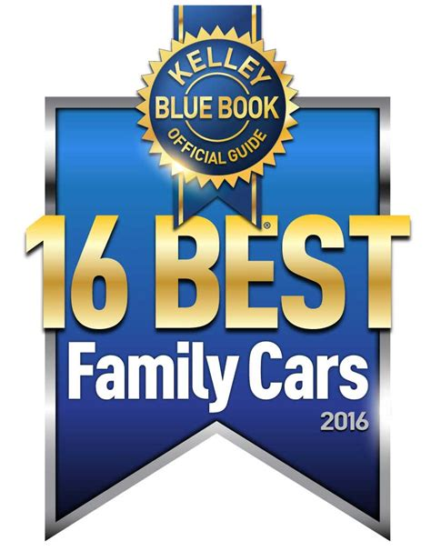 Auto Logo Bock by 16 Best Family Cars Of 2016 Kelley Blue Book