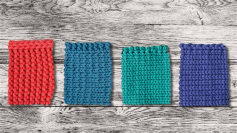 stricken randmaschen stricken randmasche schal desleutelbenjezelf