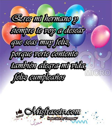 Imagenes De Keep Calm Mañana Es Mi Cumpleaños | frases de cumplea 241 os para un hermano google search