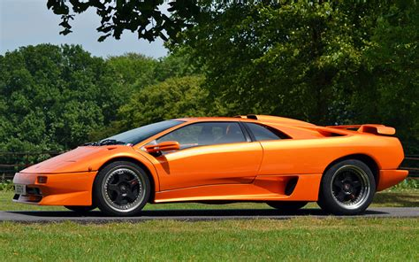 1995 lamborghini diablo sv specifications photo price information rating