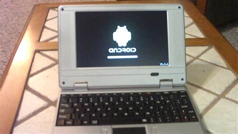 android on laptop 7 inch mini laptop with android