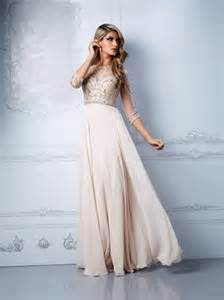 Blue And Tan Duvet Covers Dress Long Prom Dress Cream Color See Through Long