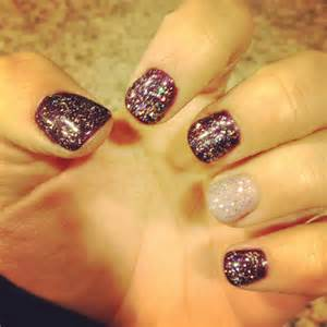fall gel nails my style pinterest