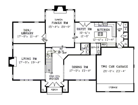 nhd home plans newport manor 3733 5 bedrooms and 3 baths the house designers