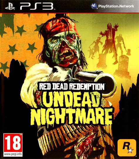 dead redemption undead nightmare leblogdegeek