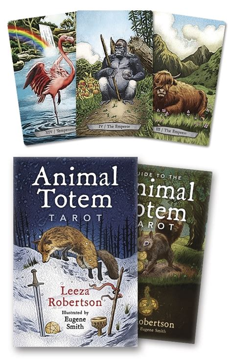 animal totem tarot 0738743488 llewellyn worldwide animal totem tarot product summary