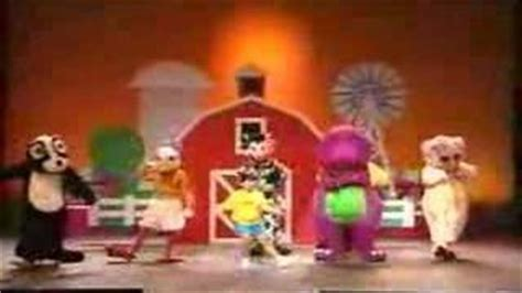 barney the backyard gang rock with barney episode 8 bandit20010 youtube