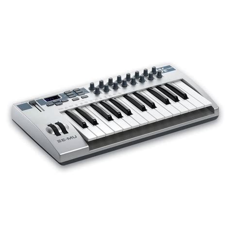 Keyboard Midi emu xboard 25 midi keyboard 25 key midi keyboard from inta audio uk