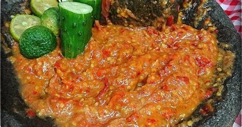 Freezer Ikan Laut resep sambel sari laut sambel warung penyetan ikan ayam
