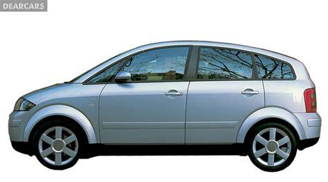 audi minivan audi a2 1 4 tdi minivan 5 doors 90 hp manual
