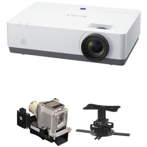 Proyektor Sony Xga sony vpl ex345 4200 lumen xga lcd projector with ceiling mount