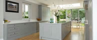 Grey Cabinets Kitchen Painted Classic Grey And White Kitchen Bespoke Handmade Wood