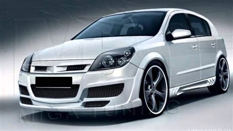 Auto R Tuning Bodykits by Opel Astra H Tuning Body Kits Youtube