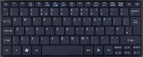 comfortable keyboard for typing acer aspire one d257 10 1 inch netbook intel atom n455