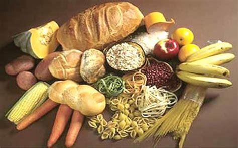 alimentos hidratos de carbono lista lista hidratos de carbono buenos y malos