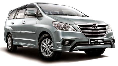 Logoemblem Depan Toyota Grand New Innova jasa sewa rental kijang grand innova di cv ixotransport