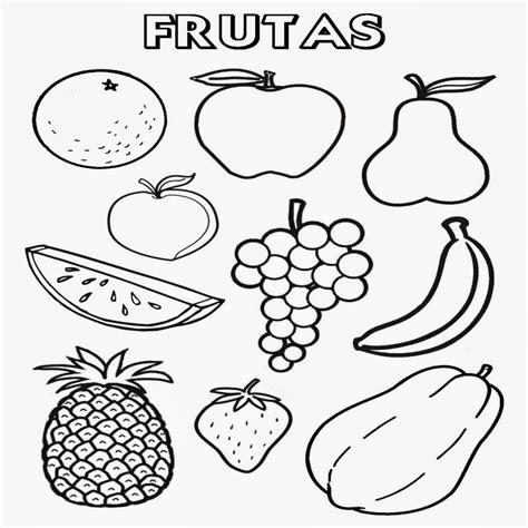 imagenes de verduras a blanco y negro dibujos para colorear de frutas y verduras animadas