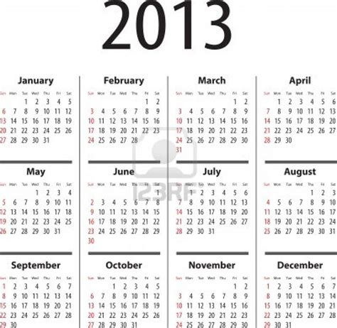 2013 calendar template 2013 calendar med school pulse