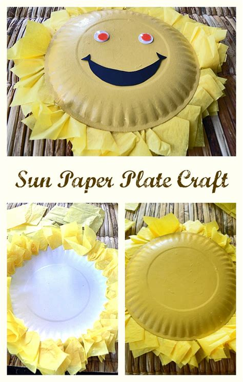end of summer crafts for sun paper plate craft for the kid s review