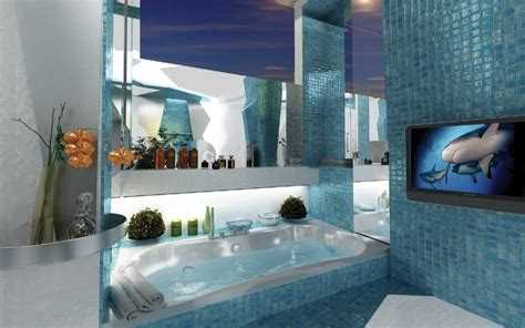 Cool Bathroom Designs Most Beautiful Bathrooms Top 19 Futuristic Bathroom