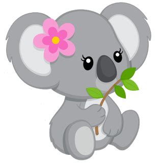 clipart koala baby clipart koala pencil and in color baby clipart