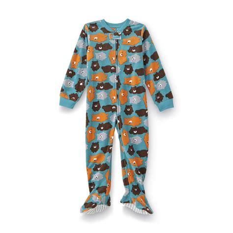 wonderkids infant toddler boy s fleece sleeper pajamas
