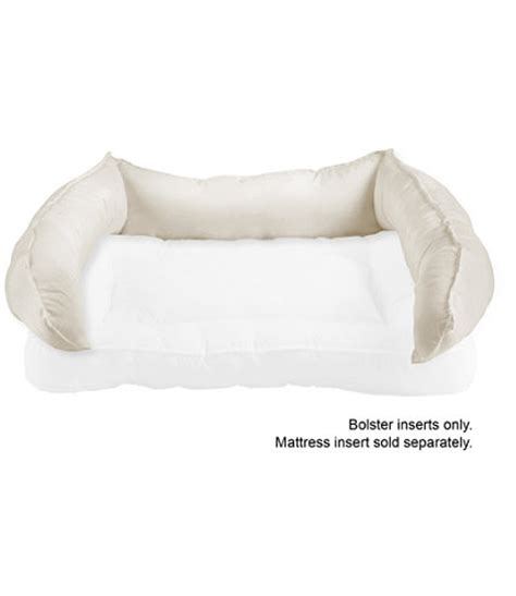 llbean dog bed premium dog bed replacement bolsters couch free