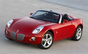 How Much Is A Pontiac Solstice Convertible 2008 Pontiac Solstice Convertible Photo
