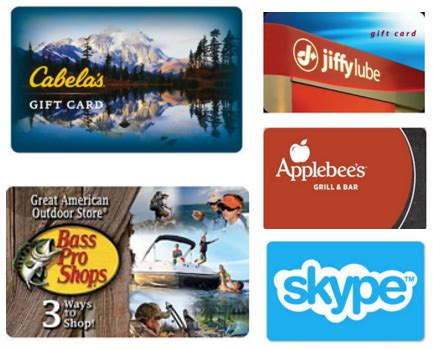Cabelas And Bass Pro Gift Cards - hot save up to 20 on cabela s bass pro shops more gift cards passionate penny