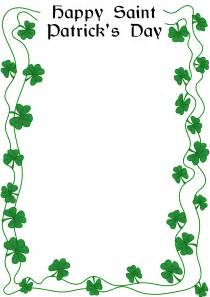clipart st s day border