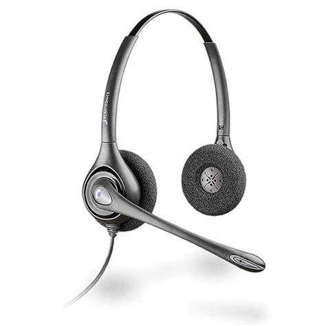 Telepon Call Center Call Plus Headset plantronics hw261n supraplus headset from 163 44 00 36834 31