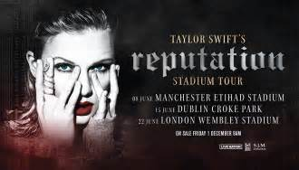 Onsale by Taylor Swift S Reputation Stadium Tour How To Get Tickets