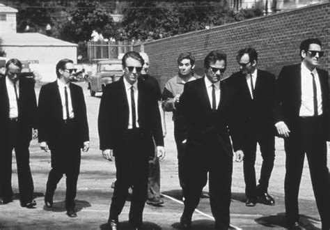 reservior dogs reservoir dogs plot and review publications