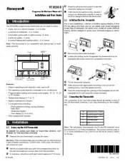honeywell rth230b 5 2 day programmable thermostat manual review ebooks