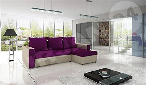 sofa mit zwei ottomanen ecksofa top sofa eckcouch mit schlaffunktion und