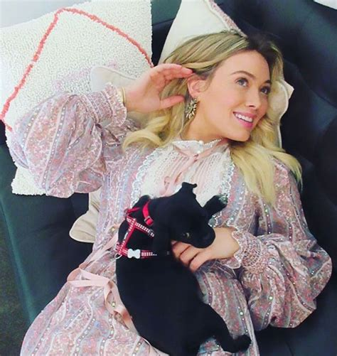 Someone Wanted To Kill Hilary Duff by No One Wanted This Puppy Because It Was Different So
